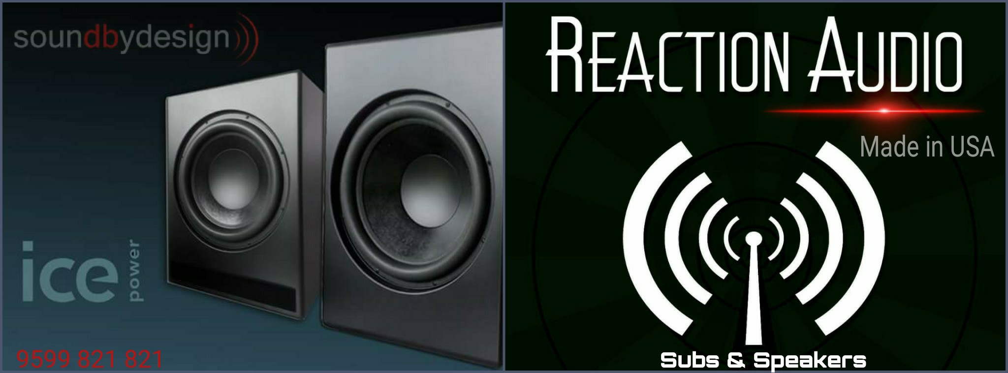 ReactionAudio