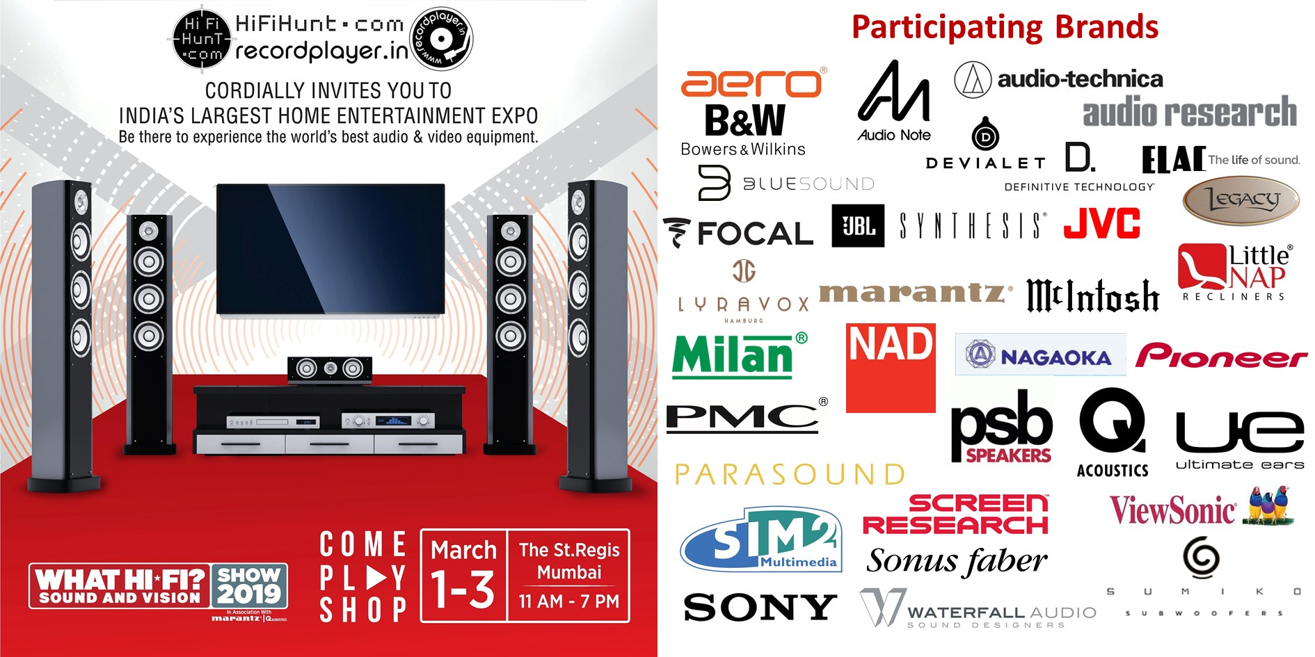 AV Show India   HiFiHunt com