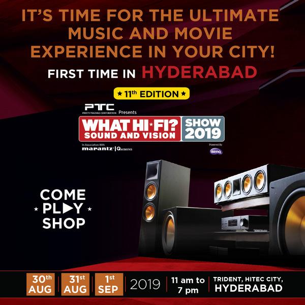 AV Show India | HiFiHunt com